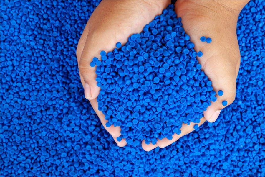 1- پلیاتیلن با چگالی بالا یا HDPE