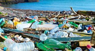 آلودگی محیط زیست با پلاستیک