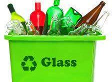 بازیافت شیشه