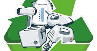 بازیافت قطعات الکترونیکی