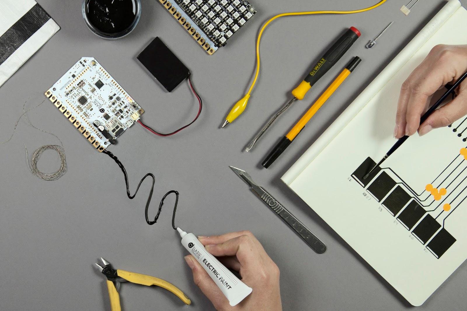 جوهر رسانا در مدارهای الکتریکی