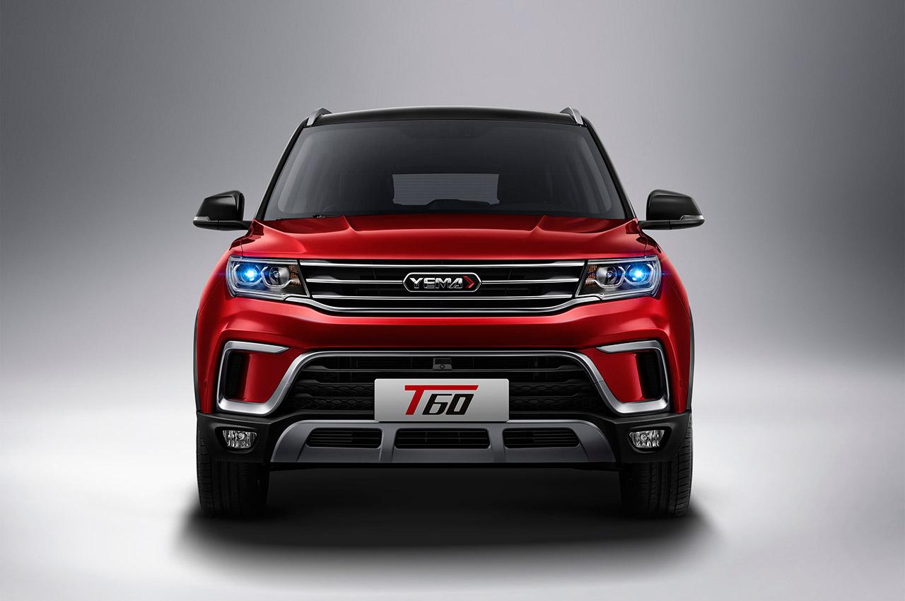 خرید خودروهای چینی اسکیلاس T60