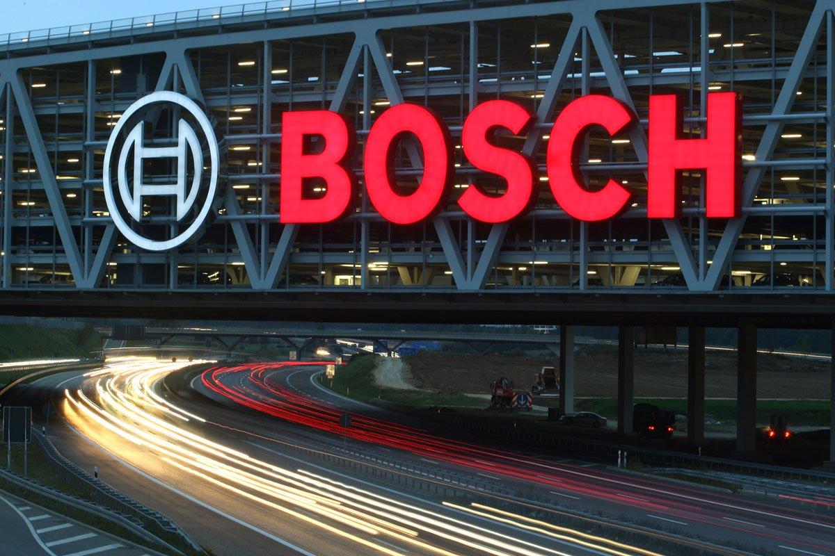 شرکت بوش بزرگترین تولید کننده لوازم یدکی خودرو