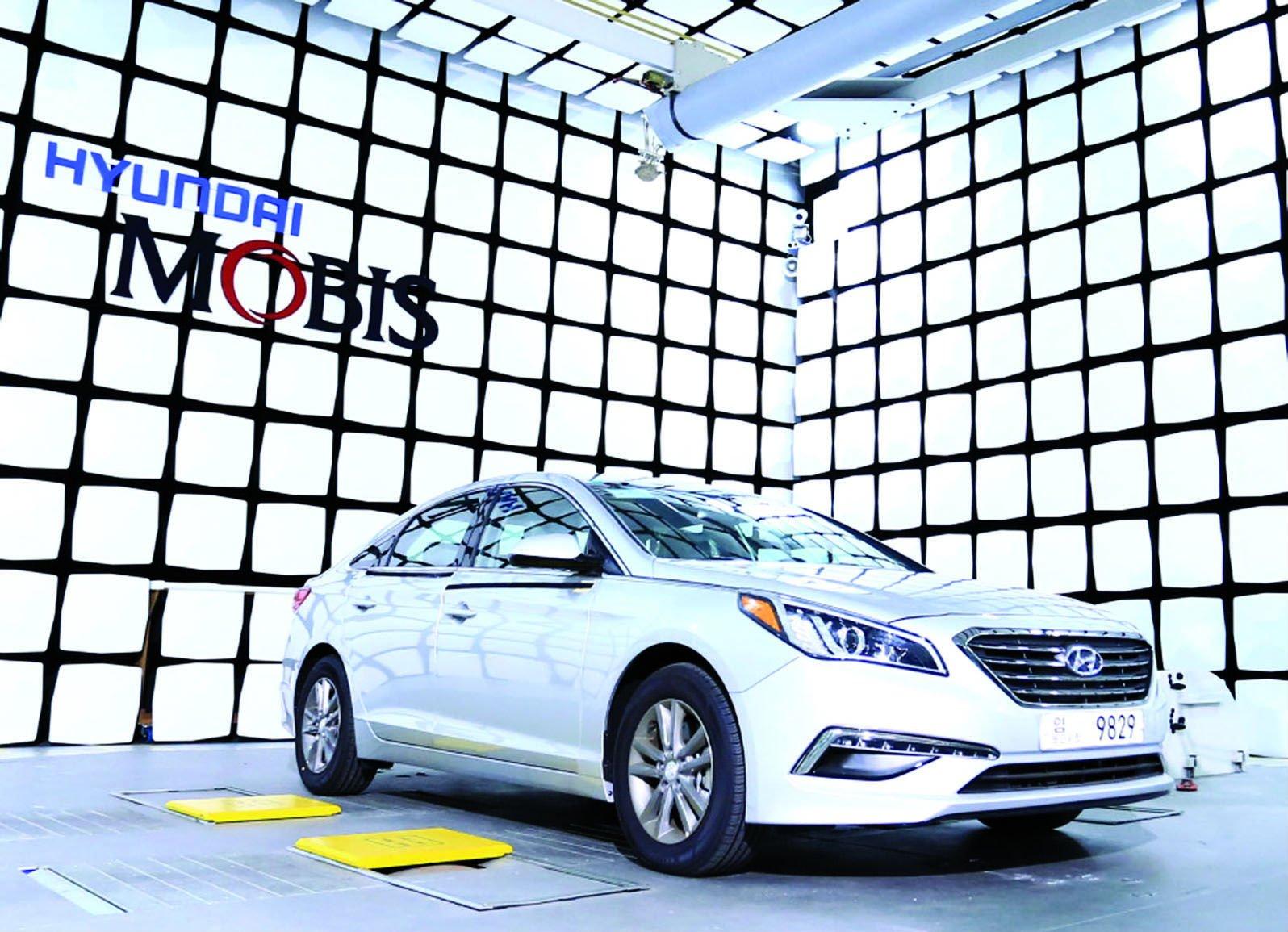 شرکت هیوندای موبیس یکی از بزرگ ترین شرکت های تولید خودرو و قط